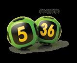 Лотерея Гослото 5 из 36