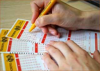 Купить лотерейный билет