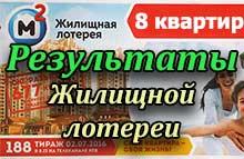 Государственная жилищная лотерея тираж 188